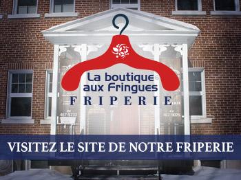La boutique aux Fringues Friperie